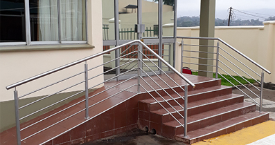 Mount Soche Conference Centre Handrails